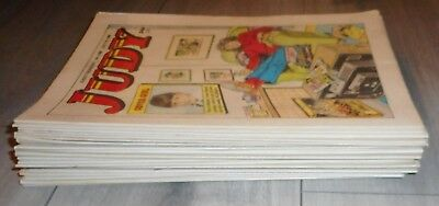 Lot Of 25 Girls Comics , 1988 . Inc  Halloween & Christmas  Issues , All Ex