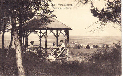 2 cpa FRANCORCHAMPS (1923)