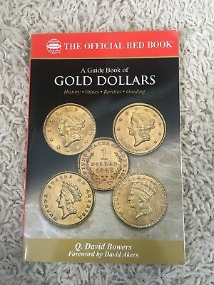 The Official Red Book: A Guide Book Of Gold Dollars
