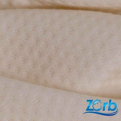 Zorb II Dimples Absorbent Fabric - per Metre - UK Cheapest - Nappies CSP Pets