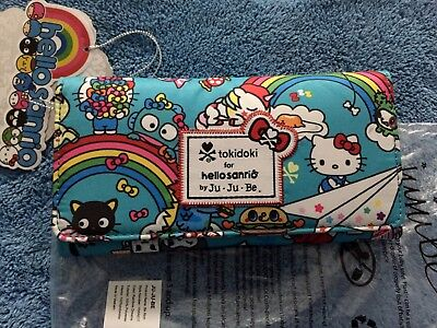 Brand New Jujube Be Rich Wallet in Rainbow Dreams
