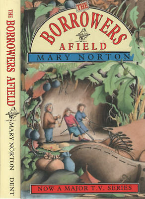 The Borrowers Afield, Mary Norton, Hardback, Children's Adventure, 0460881566