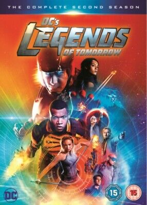 NEW DC Legends Of Tomorrow Season 2 DVD