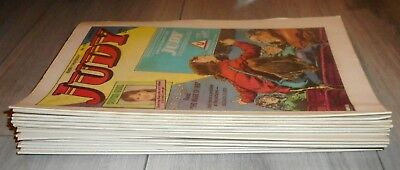 Lot Of 15 Girls Comics , 1989 . Consecutive    Issues , All Ex