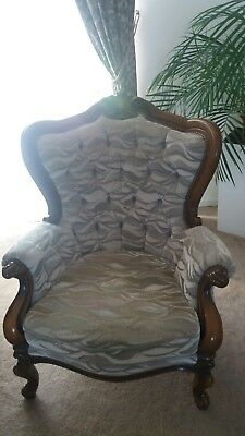Impressive French Armchair