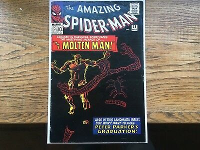 The Amazing Spider-Man #28, Marvel Comics RIP STAN LEE