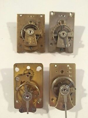 4 Clock Makers Clock Platform Escapements - Please See Description
