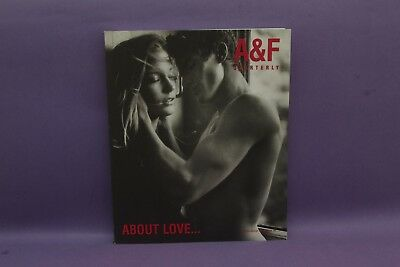 Abercrombie and Fitch Quarterly About Love Spring Break 2002 A&F