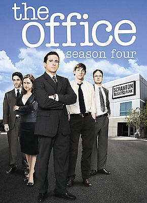 The Office: Season 4, Good DVD, Jenna Fischer, John Krasinski, BJ Novak, Rainn W