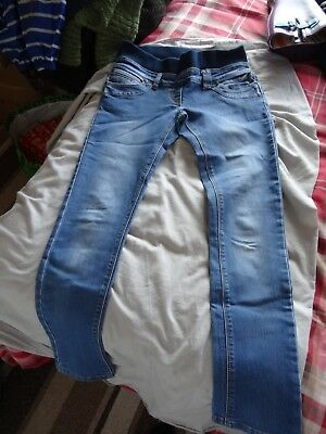 Red Herring maternity jeans size 10