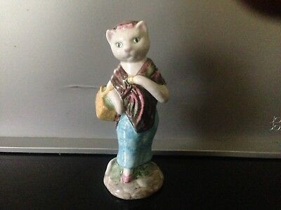 Pre-Owned Beatrix Potter Figurine Susan Immaculate Beswick England