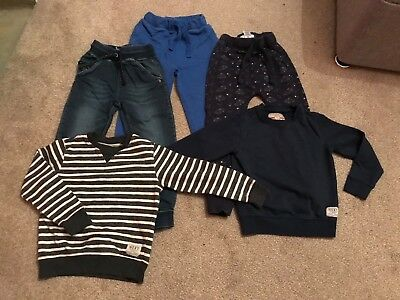 Boys NEXT clothes bundle age 5-6 years