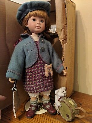 Boyds - Yesterday's Child Doll - Carrie 4829