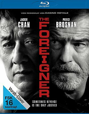 The Foreigner Bd - Various   Blu-Ray Neuf