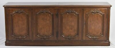 Baker Furniture French Country Credenza - Buffet - Sideboard