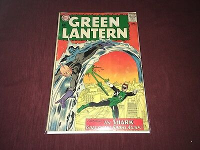 Green Lantern #28 Comic Book DC Comics 1964 Silver Age