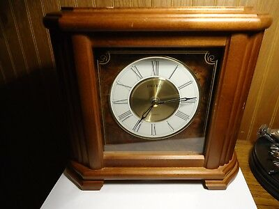Seiko chime clock (Westminster - Whittington)