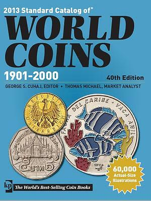 2013 Standard Catalog of WORLD COINS 1901-2000 40th Edition