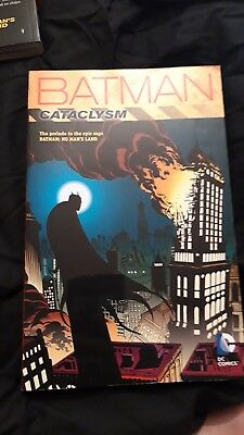 Batman - Cataclysm TPB New Edition - Prelude to No Man's Land