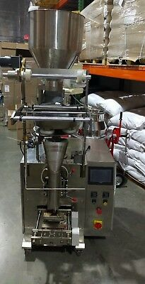 Fully automatic sachet/pouch packing machine. 30-100 bags/min