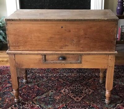 Country Antique Cupboard Sideboard Server Buffet Cabinet