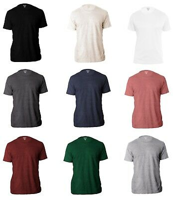 Banana Republic Mens Authentic Premium Wash  Crew Neck Tee Short Sleeve T-Shirt