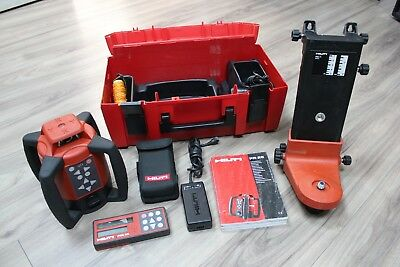Hilti PR26 Green Rotary Laser Level with Battery Pack