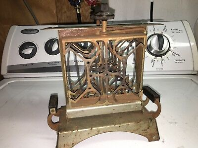 Antique Star-Rite Toaster. Fitzgerald Mfg Co. Made In USA.