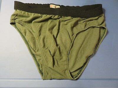 Vintage Hanes men's bikini large, no fly solid color.  LARGE