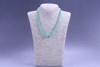 Exquisite Chinese handmade beads necklace