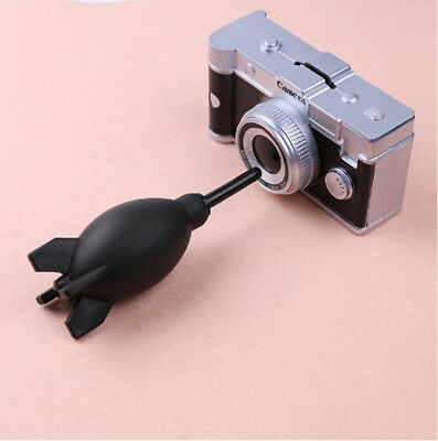 Rocket Rubber Air Dust Blower Pump Cleaner DSLR Camera Lens Duster Cleaning Tool
