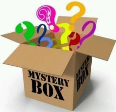 "Only $35 Mysteries "" Anything possible **All  New items ** BOX"