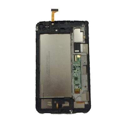 For Samsung Galaxy Tab 3 7.0 SM- T210 Touch Screen Digitizer LCD Display +Frame