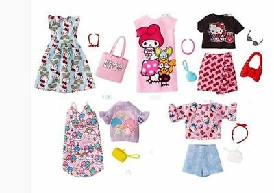 d6ae6f7ad BLUE HELLO KITTY Chococat Dress Fashion Pack Outfit Set for All ...