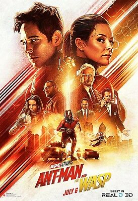 Ant-Man And The Wasp (DVD, 2018) Brand New!