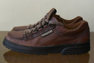edc6b18267 MEPHISTO CRUISER BROWN Mens Comfort Shoes Grained Leather -  183.76 ...