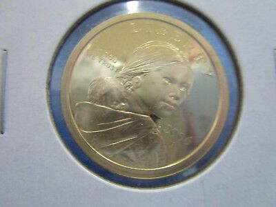 2006 S  SACAGAWEA Golden Dollar Native American PROOF LIKE  Coin US Mint