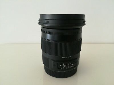 Sigma 17-70mm f2.8-4 DC Macro OS HSM Contemporany for Canon