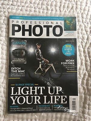Professional Photo Magazine Issue 140