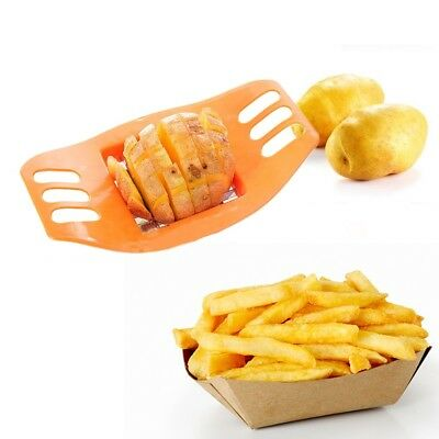 Potato Wedge Chip Slicer Cutter