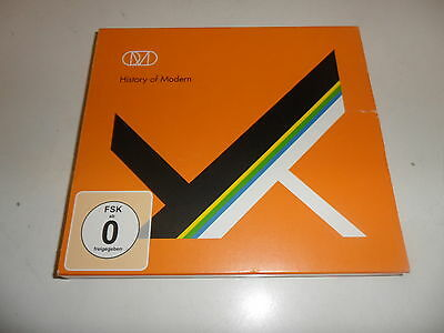 CD  OMD - History of Modern (Deluxe Editon)