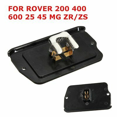 Heater Blower Motor Fan Resistor JGH10002 Fit Rover 200 400 25 45 MG ZR ZS 01-05