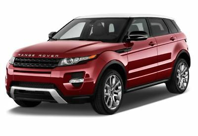 Land Rover Range Rover Evoque Workshop Service Manual 2011 - 2013 L538 DOWNLOAD