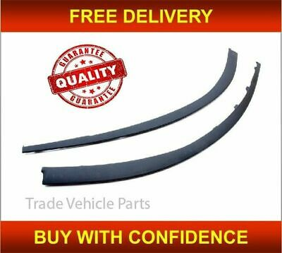 Peugeot 407 2004-2008 Front Bumper Spoiler Left And Right Insurance Approved New
