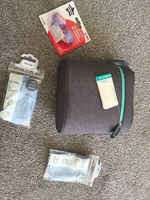 BNWT Baby Bottle Bag Scratch Mitts Tommee Tippee Soothers
