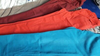 3 Pairs Boys Next Skinny Jeans Age 11 Great Condition