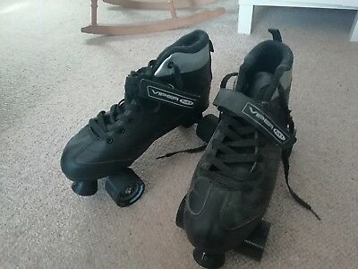 Viper M1 Pro speed roller boot size 10 mens