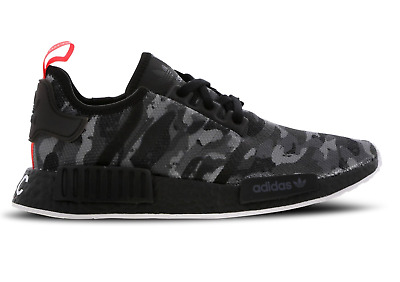 7775acc3981 MENS ADIDAS NMD R1 Black Camouflage Running Trainers G28414 - £99.99 ...