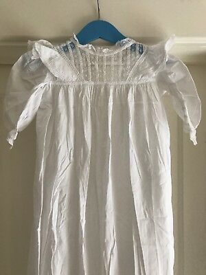 Vintage Victorian  Baby Long Dress
