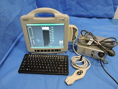 BARD Site-Rite 6 Ultrasound 9770066 Transducer 9770001 Probe Keyboard / Tested